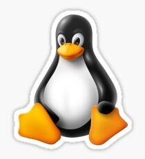 Linux Penguin – Tux Sticker
