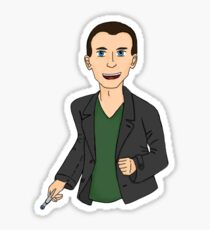 Ninth Doctor  Sticker