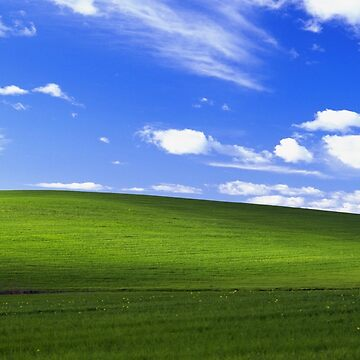 Bliss – Windows XP Wallpaper by Omar365