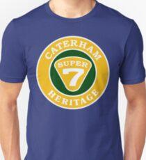 CATERHAM Heritage Super7 Unisex T-Shirt