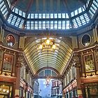 Leadenhall Market London by Dave Godden