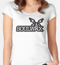 Soulwax t shirt Women's Fitted Scoop T-Shirt