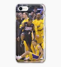"""Allen Iverson - """"The Step Over"""" iPhone Case/Skin"""