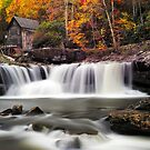 Grist Mill by Randy  LeMoine