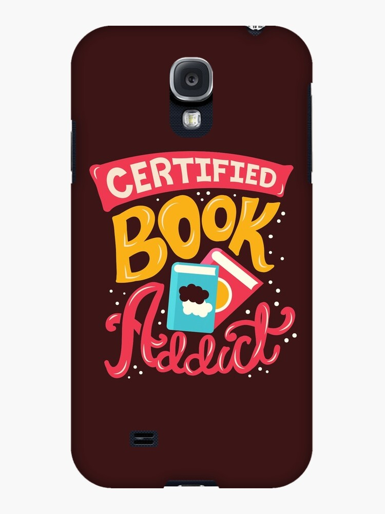 Certified Book Addict by Risa Rodil