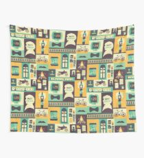 The Empty Hearse Wall Tapestry