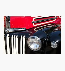 VINTAGE FORD PICKUP TRUCK Photographic Print