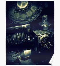 Steampunk Time Machine 1.1 Poster