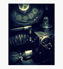 Steampunk Time Machine 1.1 Photographic Print