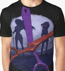 Scissor Blades Graphic T-Shirt