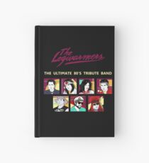 the legwarmers - the ultimate 80's tribute band Hardcover Journal