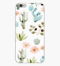Desert Pattern  iPhone Case