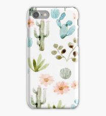 Desert Pattern  iPhone Case/Skin