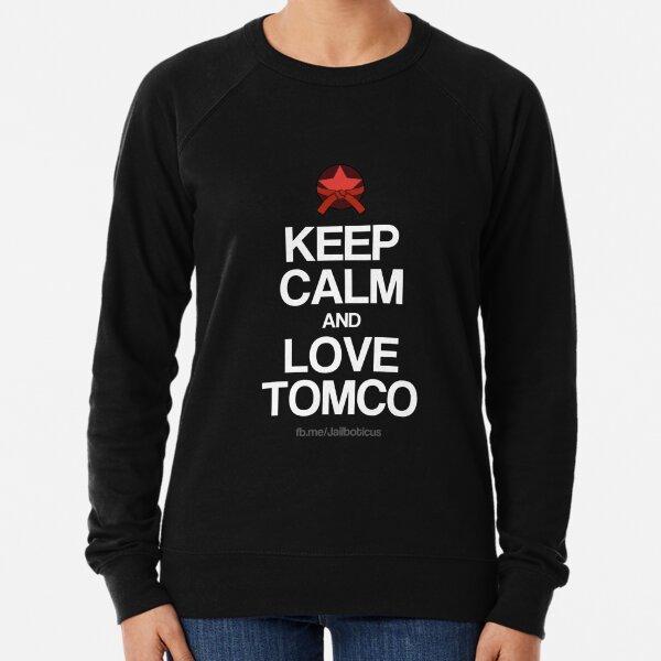 Keep Calm and Love Tomco Lightweight Sweatshirt
