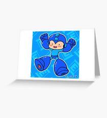 Mega Yay! Greeting Card