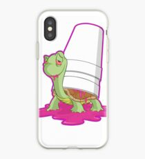 Slo-Turtle slap iPhone Case