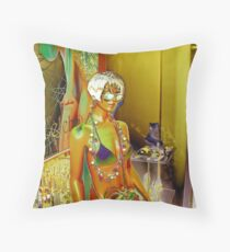 I Am Not Skin-Job! I Am Replicant! And This is Part Time Job Only! Throw Pillow