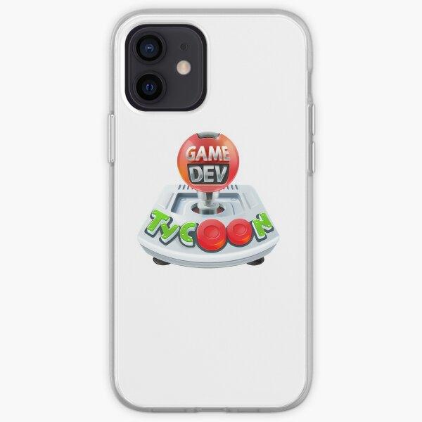 Game Dev Tycoon Logo iPhone Soft Case