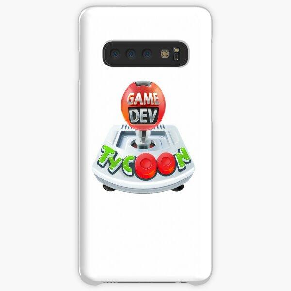 Game Dev Tycoon Logo Samsung Galaxy Snap Case