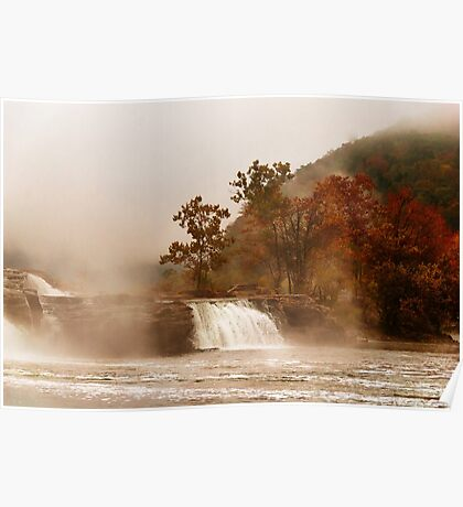 When the Morning Dawns on Kanawha Falls Poster