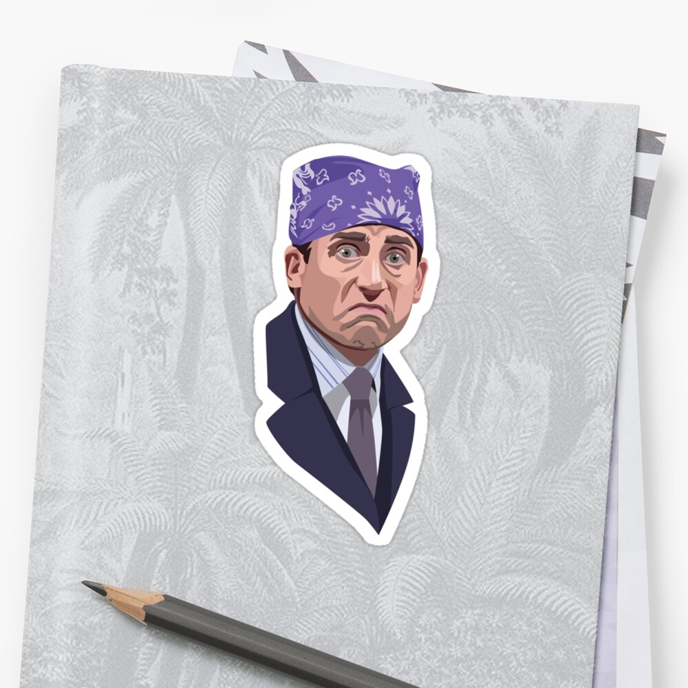 Free Prison Mike Sticker