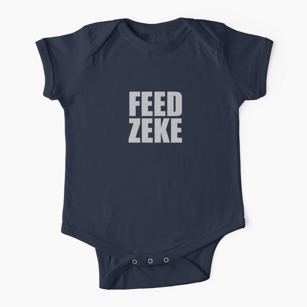 Feed Zeke Baby One-Piece