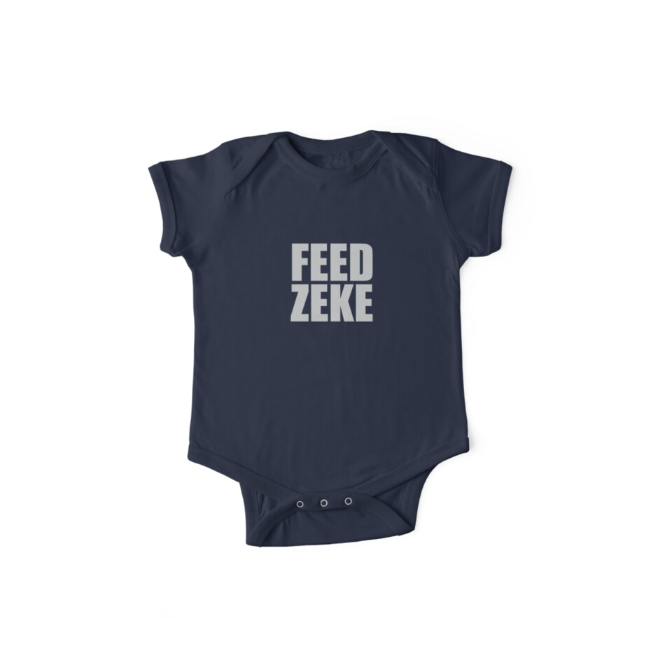 «Feed Zeke» de nyah14