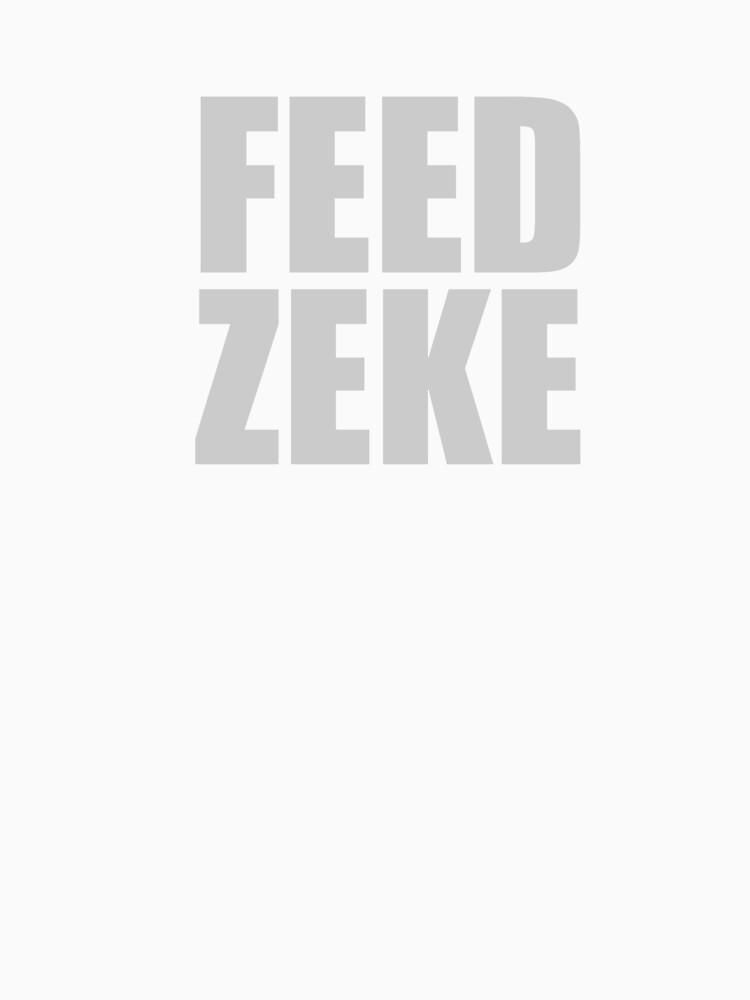 Feed Zeke by nyah14