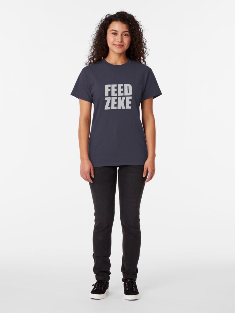 Alternate view of Feed Zeke Classic T-Shirt