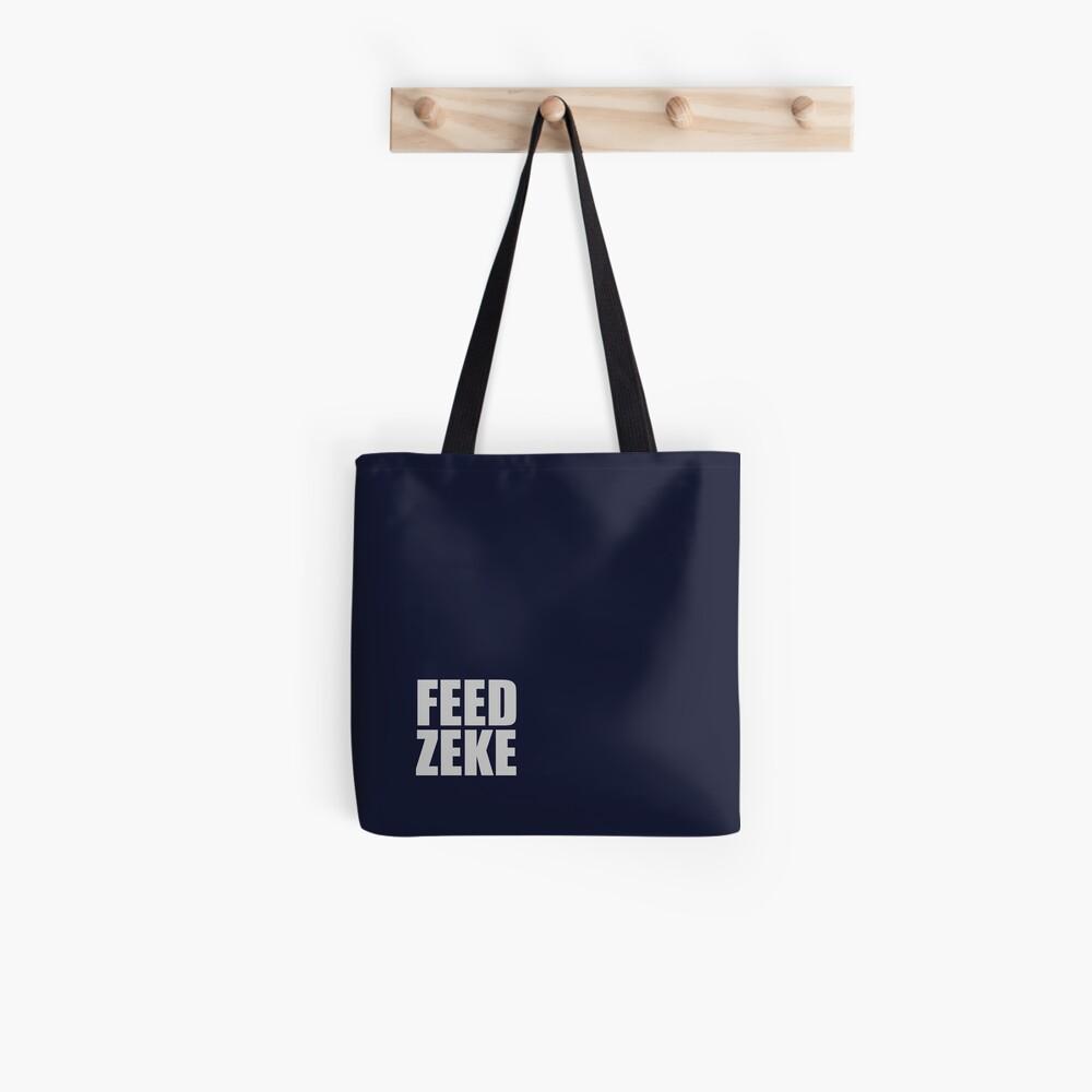 Feed Zeke Tote Bag