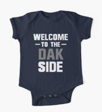 Willkommen auf der Dak Seite Baby Body Kurzarm