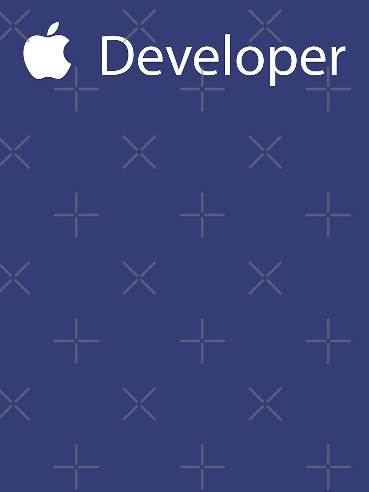 TShirtGifter presents: iOS Developer | Unisex T-Shirt