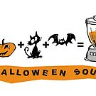 Halloween soup by Matt Mawson