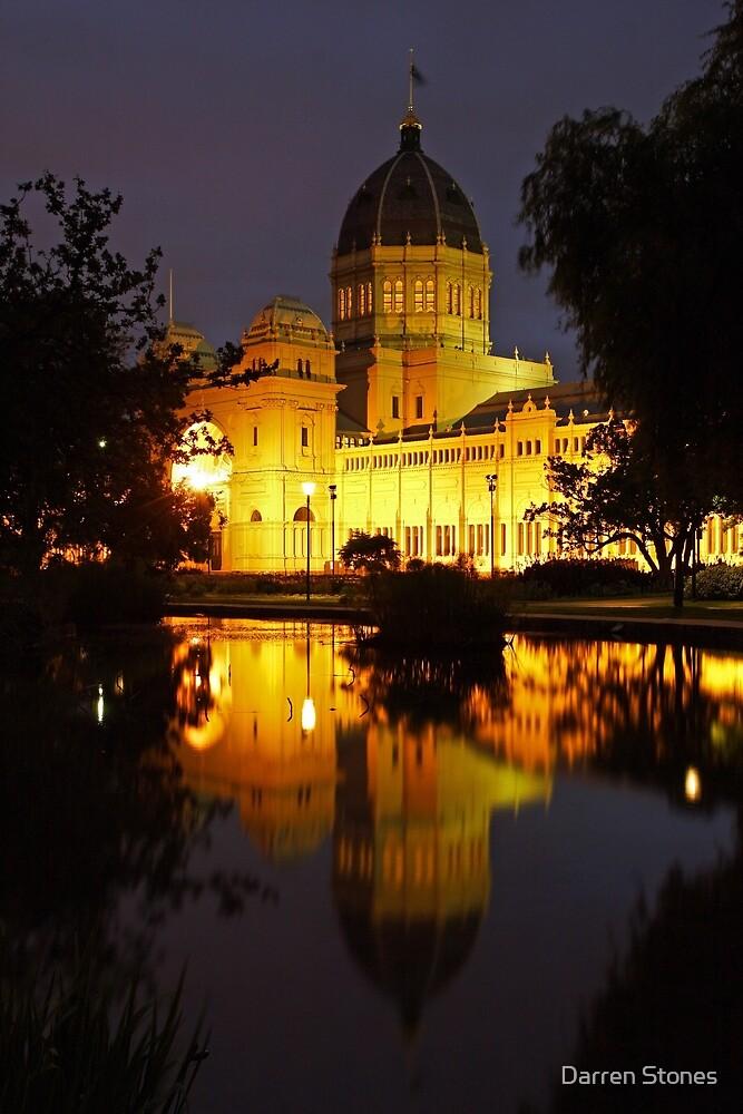 Royal Exhibition Building by Darren Stones