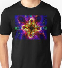 Fired Synapse of the Holographic Mind Unisex T-Shirt