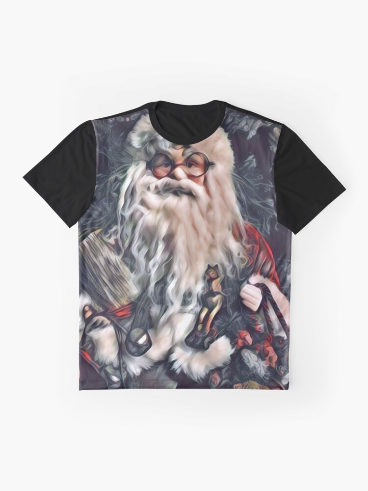 Alternative Ansicht von St. Nick Grafik T-Shirt