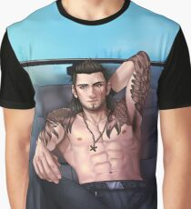 Gladio - Final Fantasy XV Graphic T-Shirt