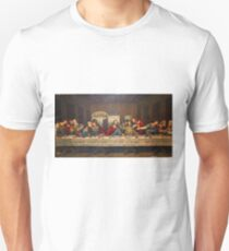 Send Nudes - Last supper Unisex T-Shirt
