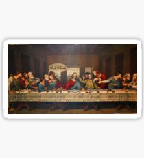 Send Nudes - Last supper Sticker