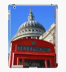 Traditional London iPad Case/Skin