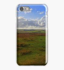 Exmoor: Path Across the Moor iPhone Case/Skin