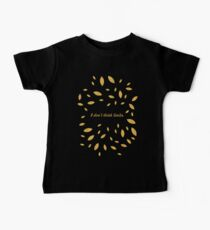 """I don't think limit... """"Usain Bolt"""" Inspirational Quote (Creative) Kids Clothes"""