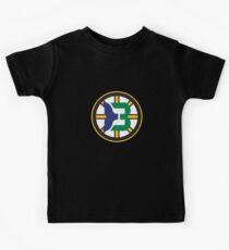 Boston Whalers - Hartford Bruins Kids Tee