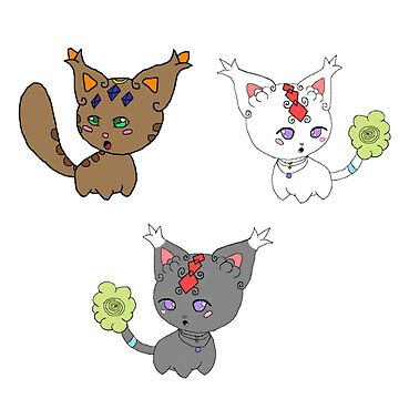 Cat Pack by Molly-Winters
