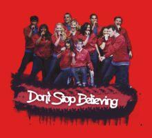 Don't Stop Believing || Glee | Women's T-Shirt