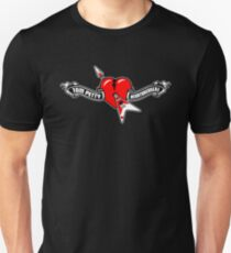 Logo Tom Petty And The Heartbreakers  T-Shirt
