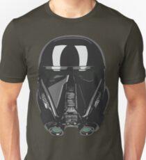 Death Trooper Helmet Unisex T-Shirt