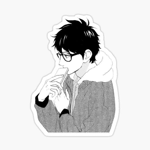 Hirunaka No Ryuusei Sensei Sticker