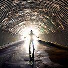 EXIT light... by JAZ art