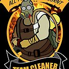Team Cleaner by Levaralth